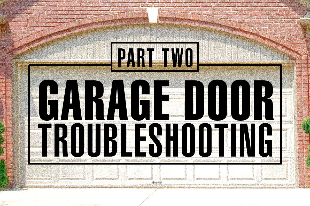 Garage Door Opener Troubleshooting Nask Doors